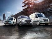 Mercedes-Mercedes bedrijfs wagens