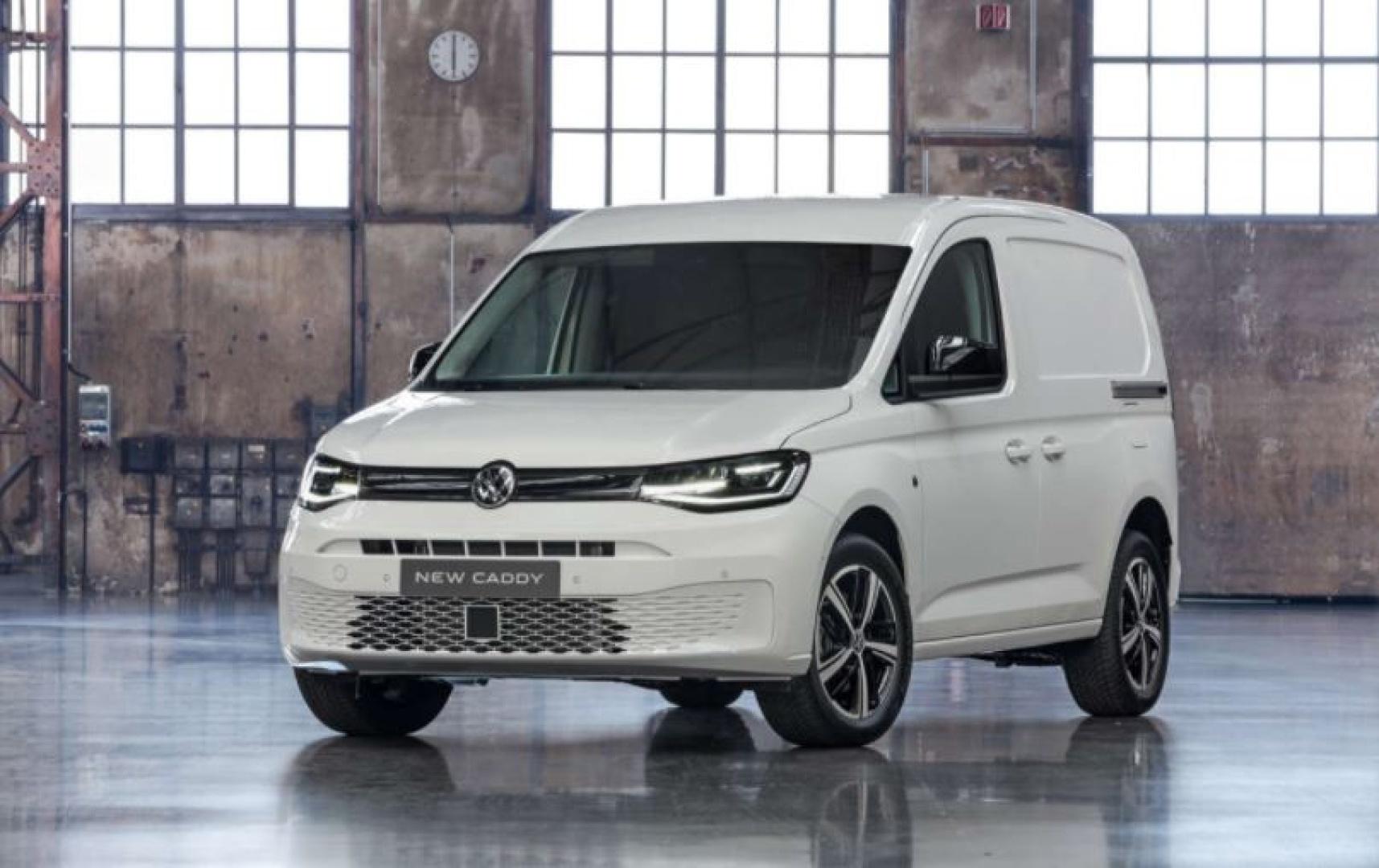 Volkswagen-Volkswagen bedrijfs wagens-0