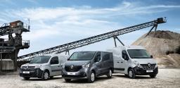 Renault-Renault bedrijfs wagens