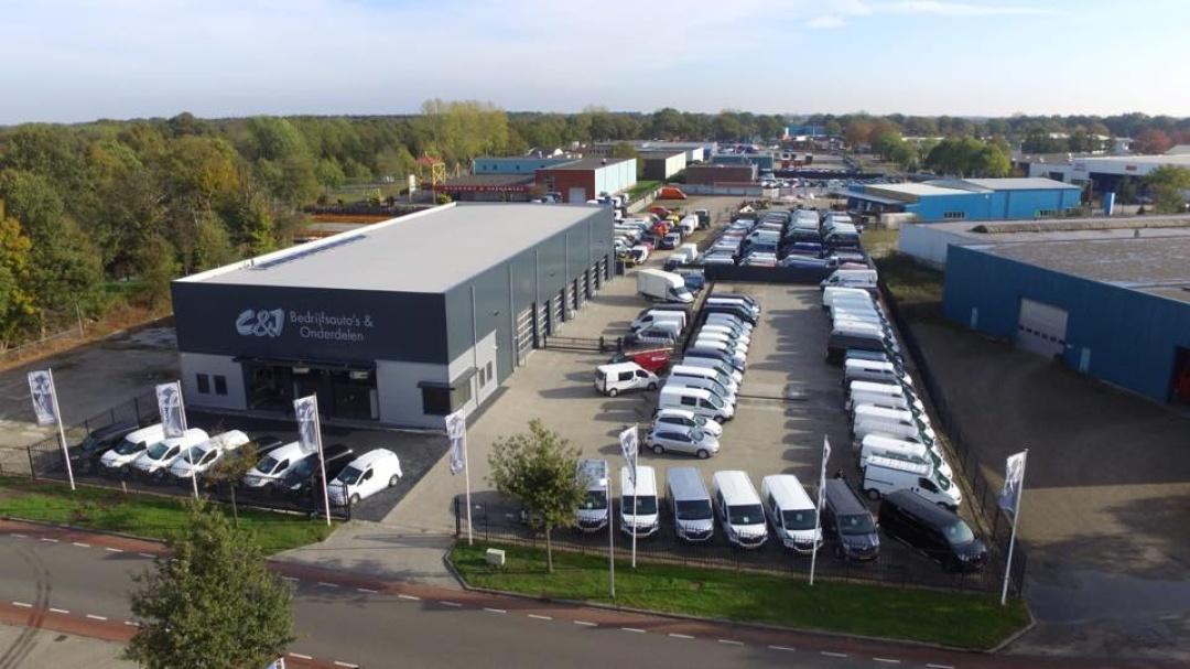 C & J Bedrijfsauto's en onderdelen-Hoogeveen