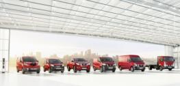 Nissan-Nissan bedrijfs wagens
